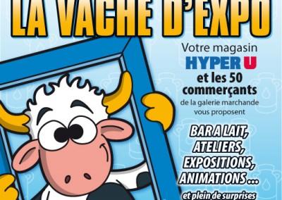 La Vache d'Expo à Beaulieu