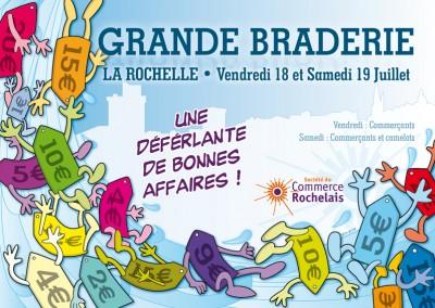 Braderie de La Rochelle 2009