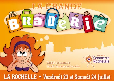 Braderie de La Rochelle 2011