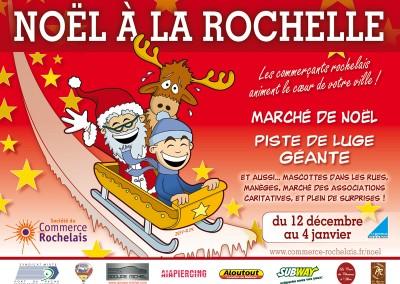 Noël à La Rochelle 2008