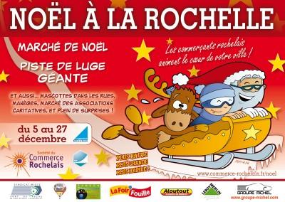 Noël à La Rochelle 2009