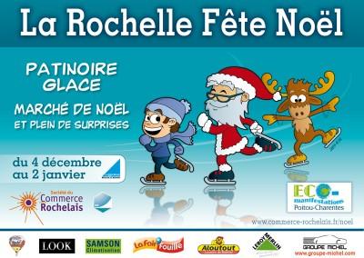 Noël à La Rochelle 2010