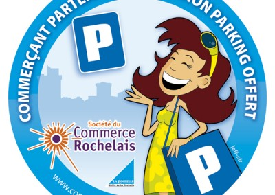 Opération Parking à La Rochelle