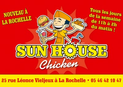 Sun House Chicken